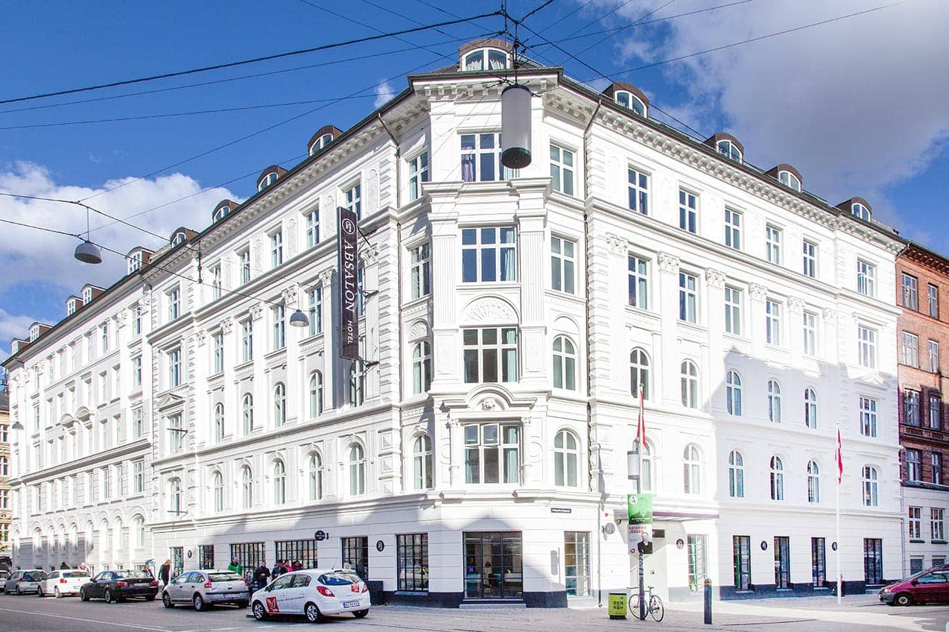 Hotel Review: Absalon Hotel, Copenhagen