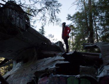 Tofino's Airplane Crash Hike