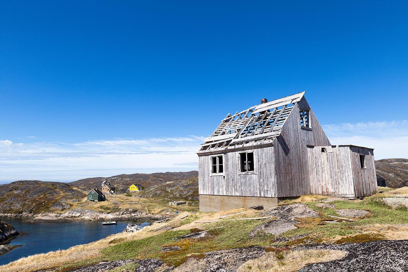 Kangeq, Greenland