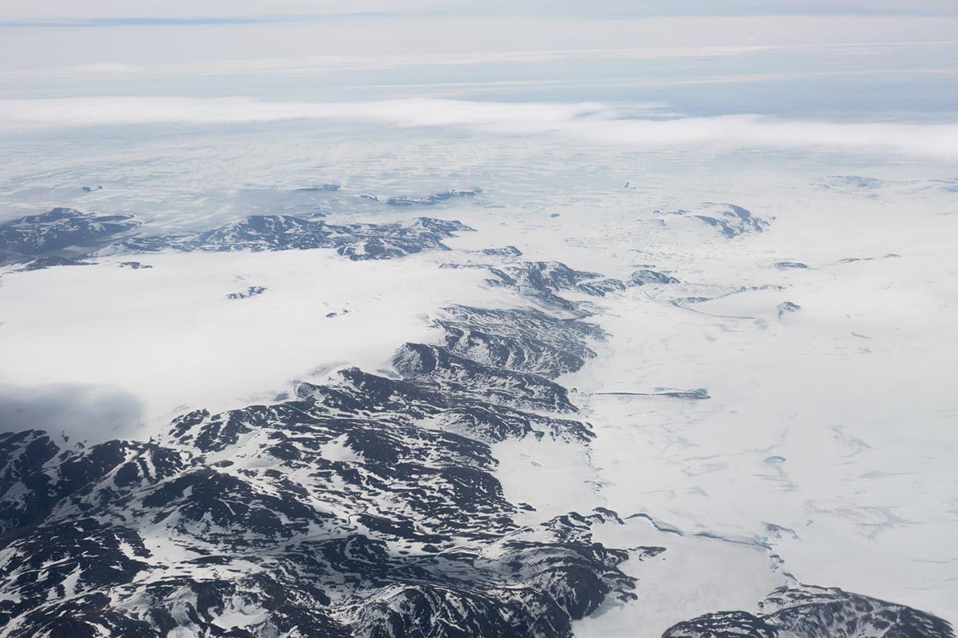 Ice sheet, Greenland
