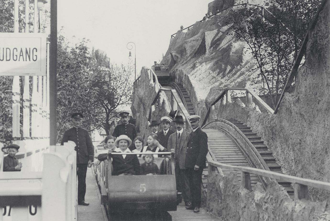 Rutschebanen-anno-1914