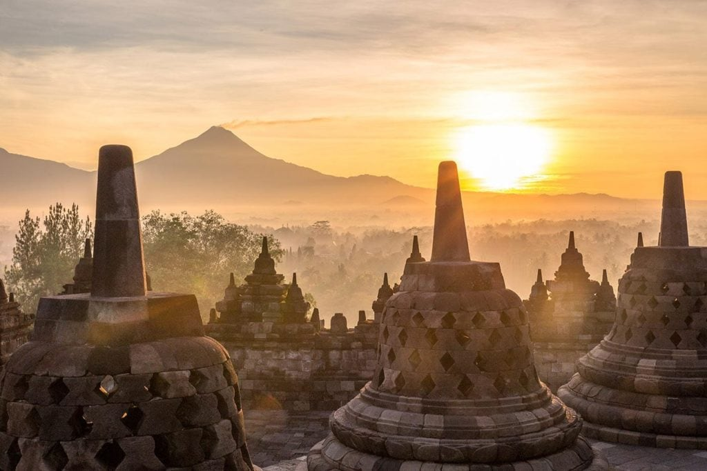 The Temples of Java