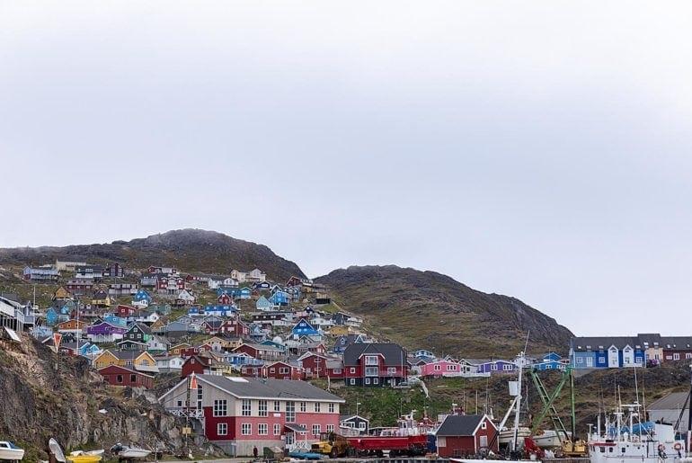 Qaqortoq; The Arctic Riviera of the North