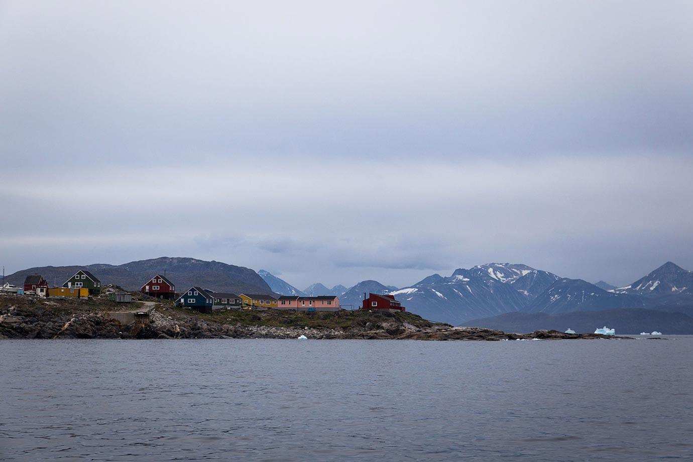Qaqortoq; The Gateway to Southern Greenland