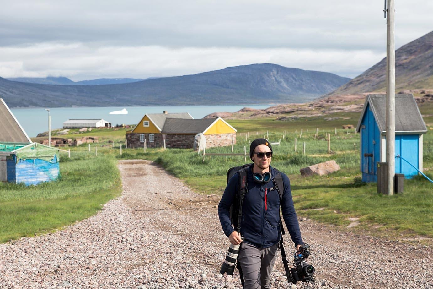 Igaliku Southern Greenland Brian Ceci