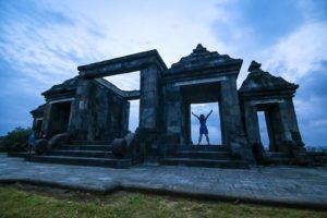 candi ratu boko temple