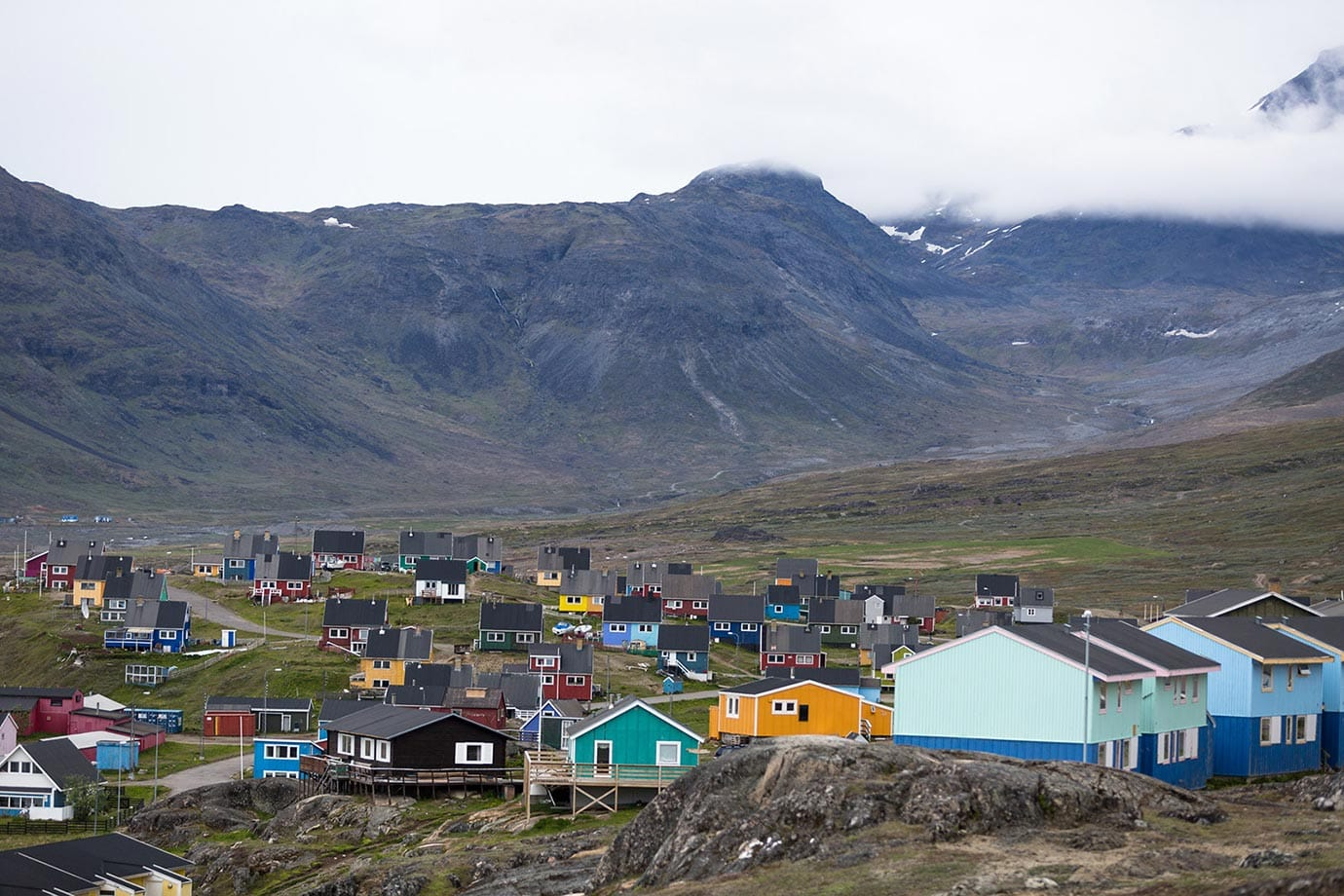Finding Peace in Narsaq, Greenland