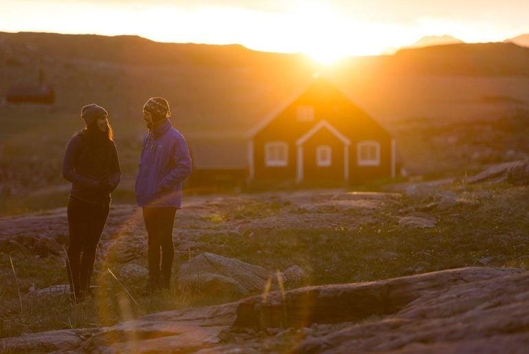Visiting Little Igaliku and Tiny Nunataaq