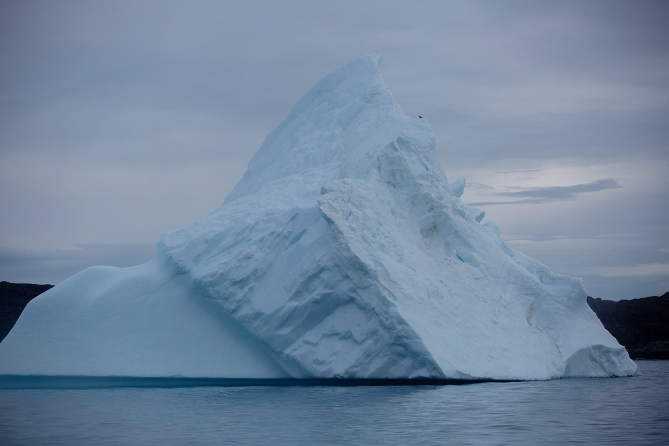iceberg southern greenland