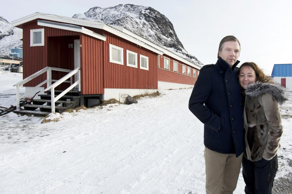 Join the Greenland Beer Revolution