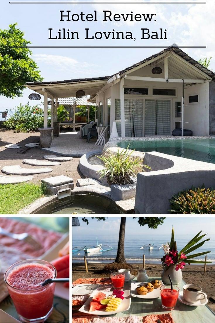 Lilin Lovina Review, Bali