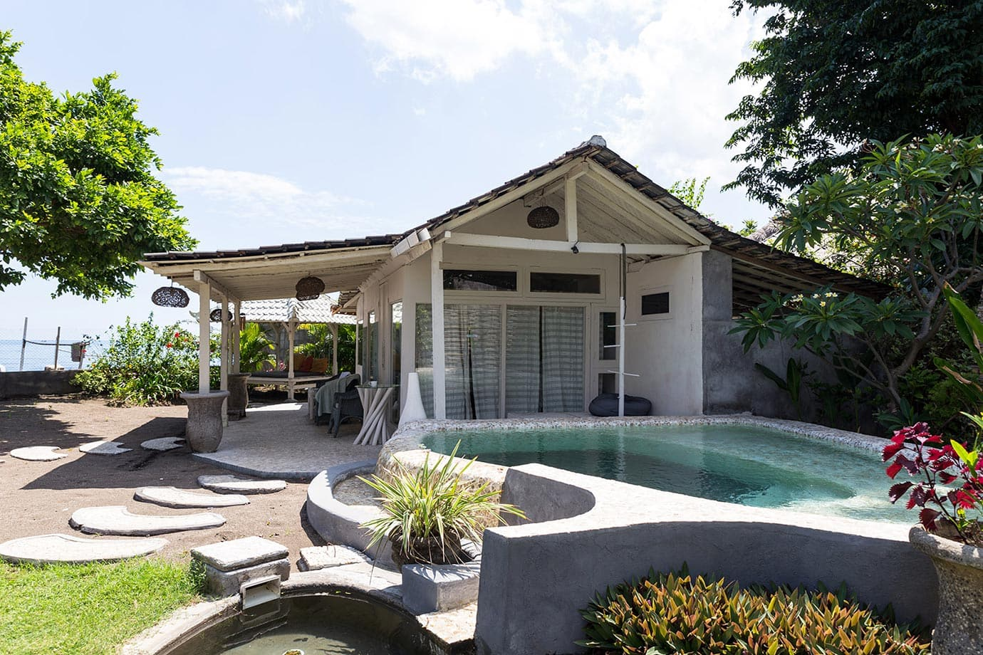 Private pool at Lilin Lovina