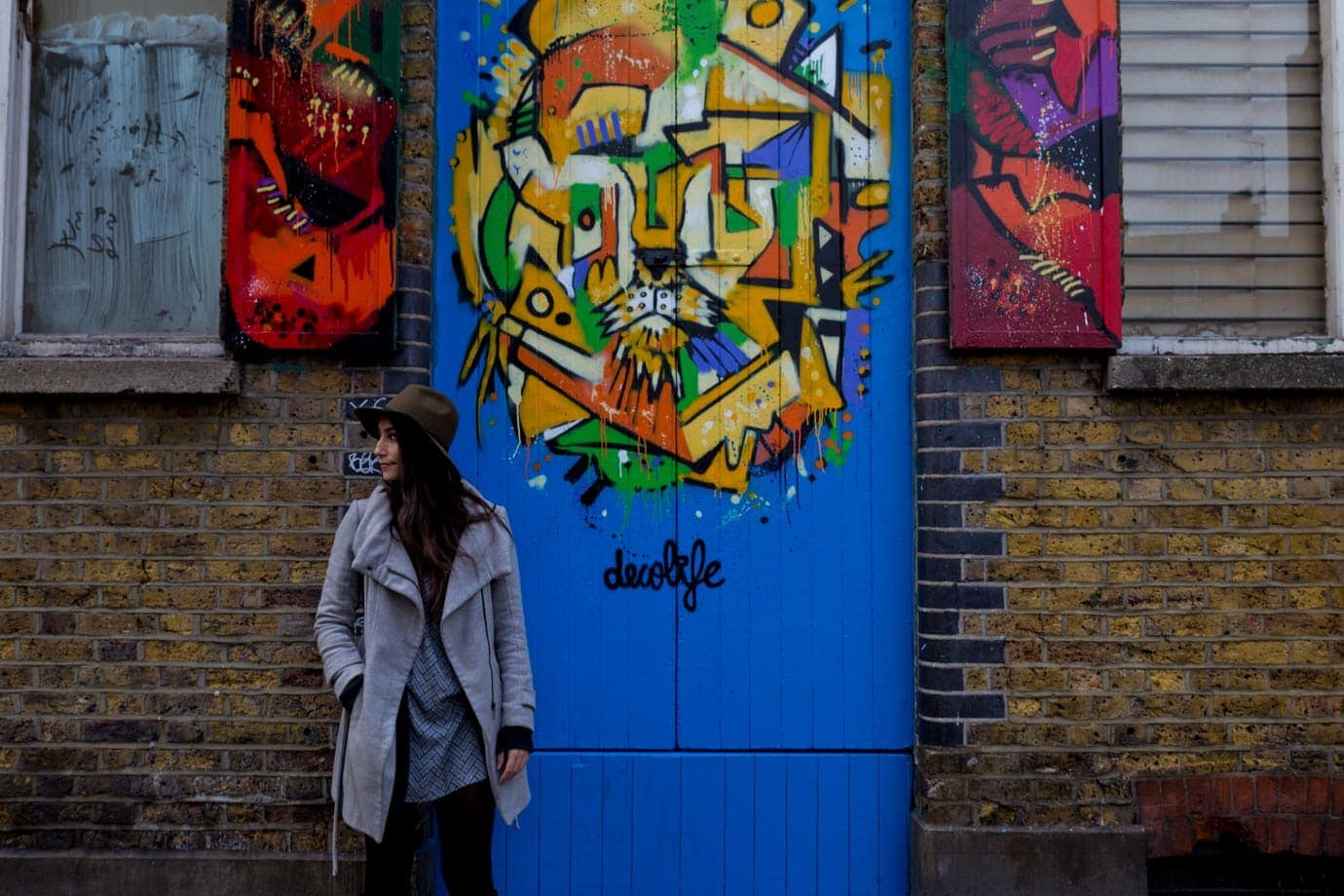 street art camden london brianna wiens