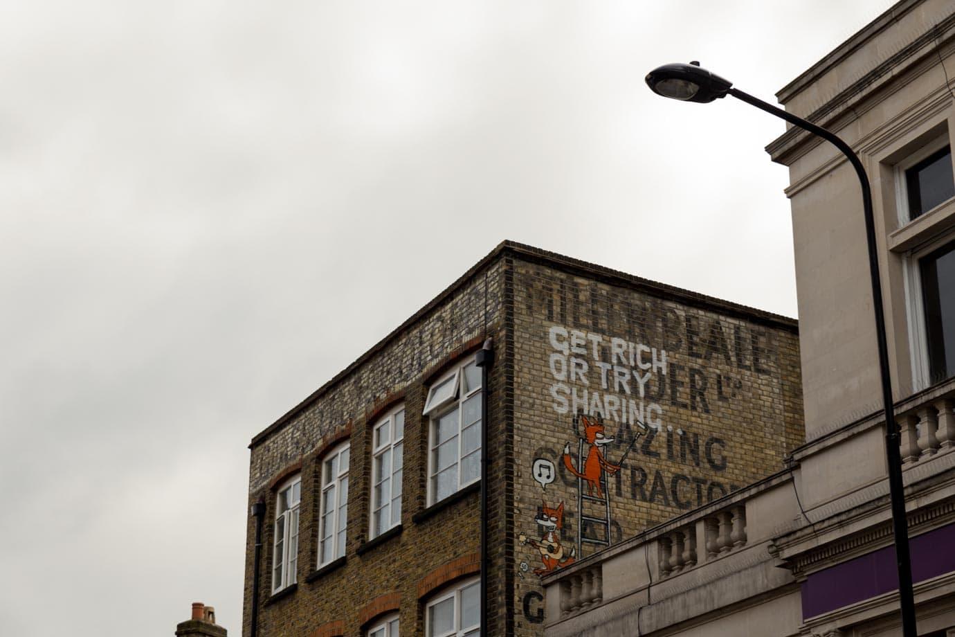 street art camden london