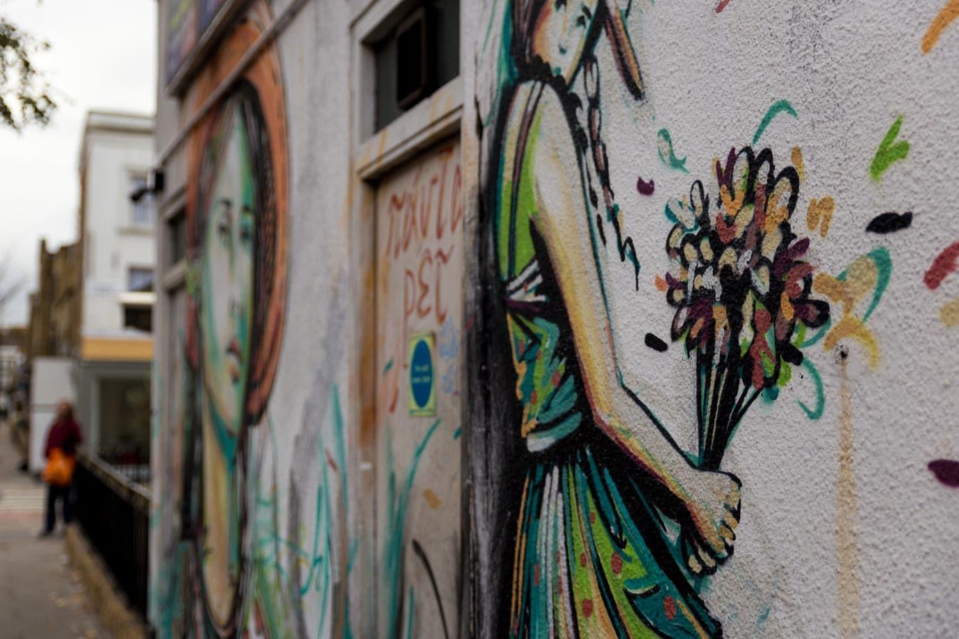street art camden alice london