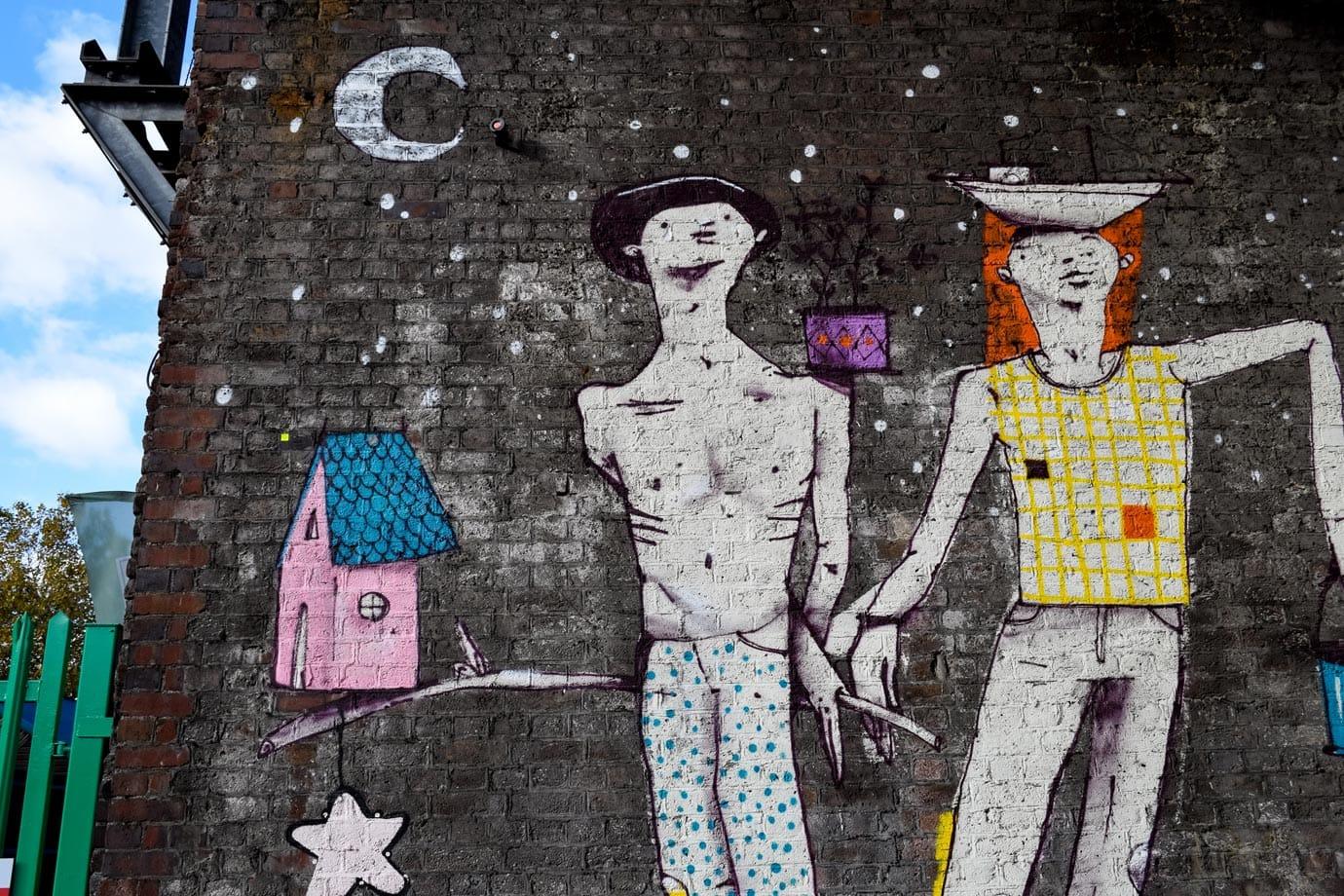 camden street art london