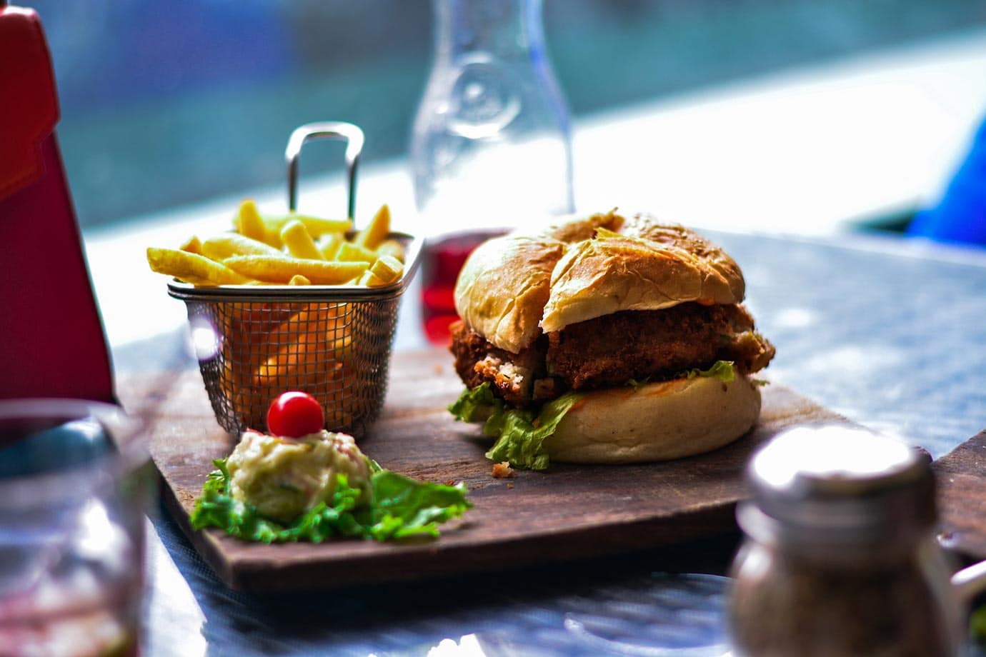 Burgers, Taste from the Lowlands