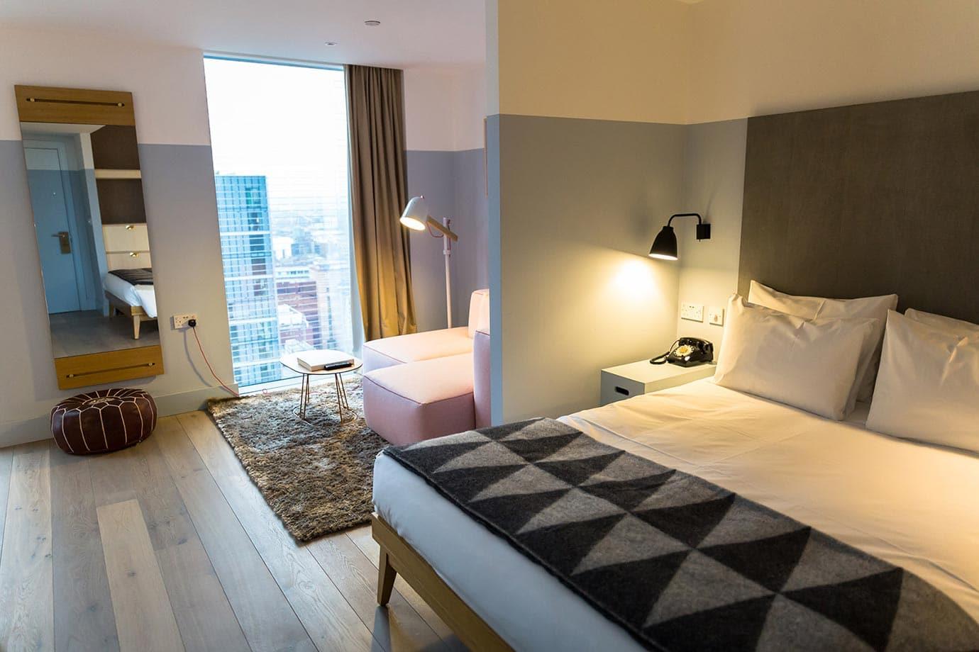 Leman locke review london an adventurous world for Trendy boutique hotels