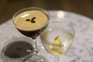 Cocktails at Leman Locke