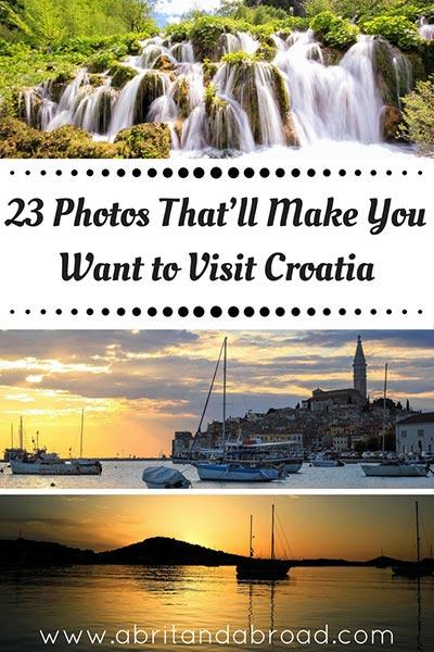 23 Photos That'll Make You Want to Visit Croatia