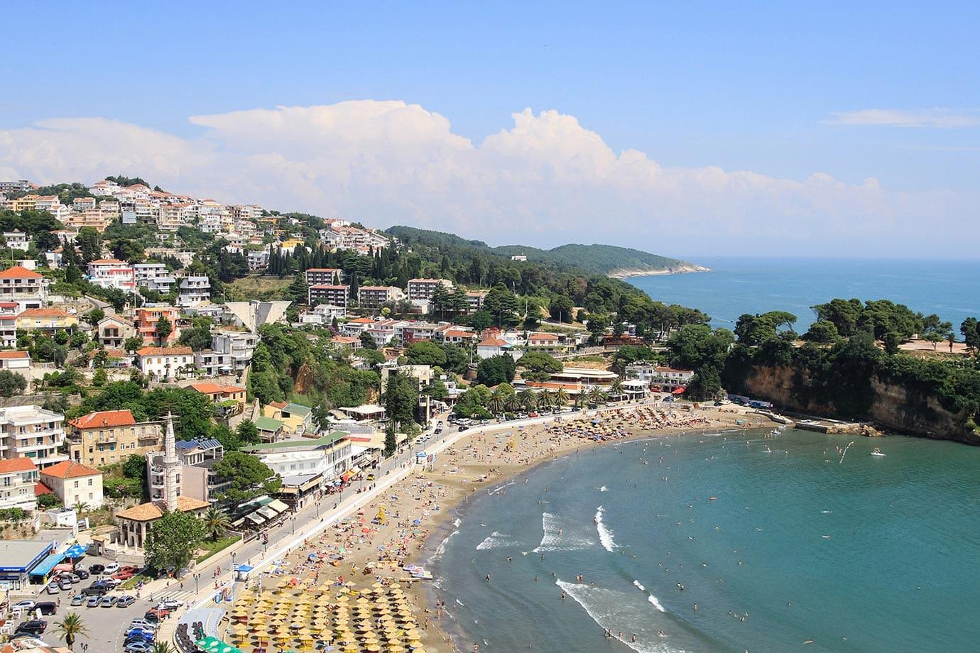 croatia or montenegro beaches