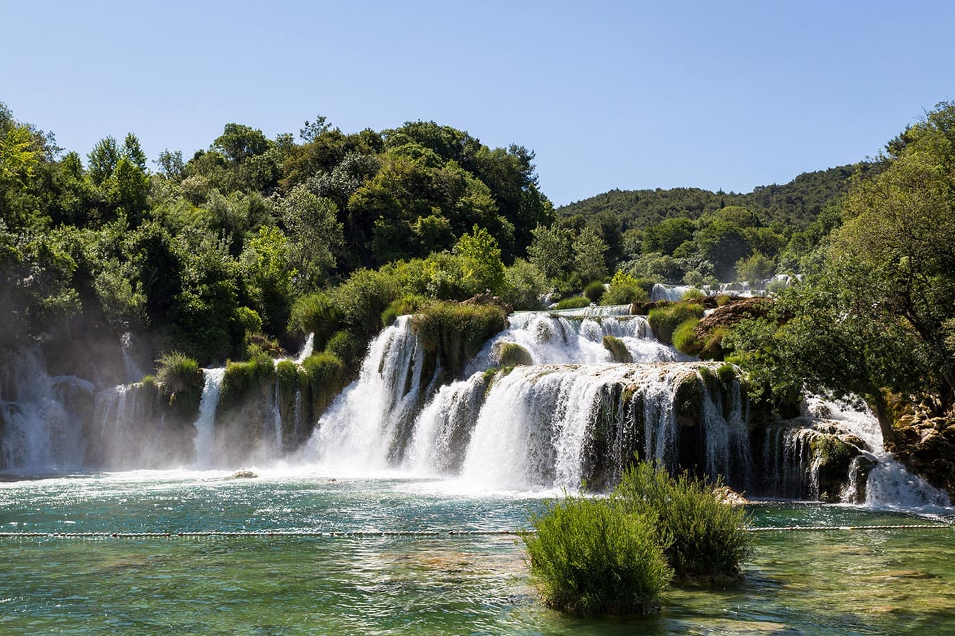 Krkr National Park Croatia