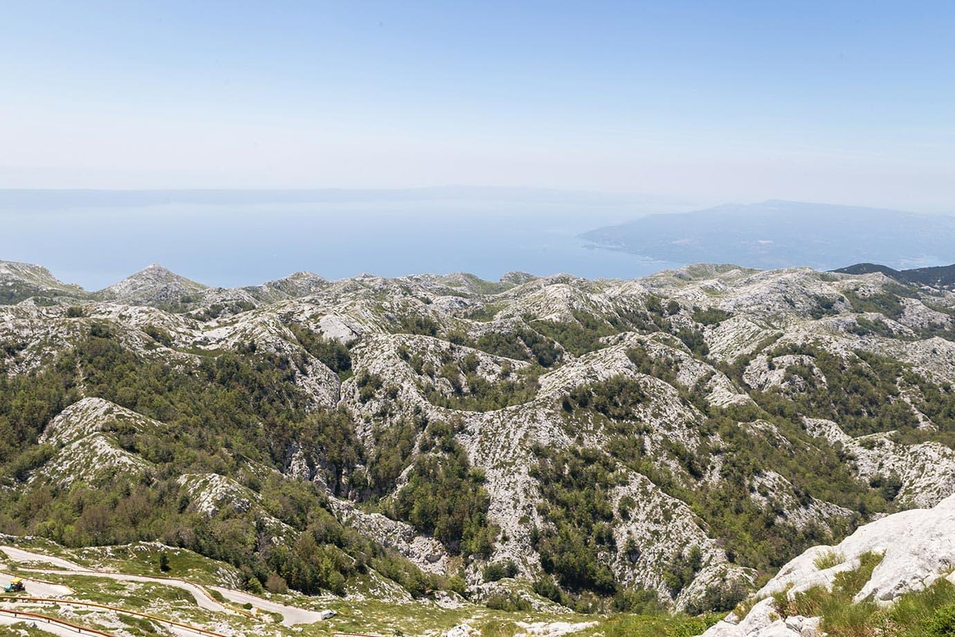 is montenegro part of croatia