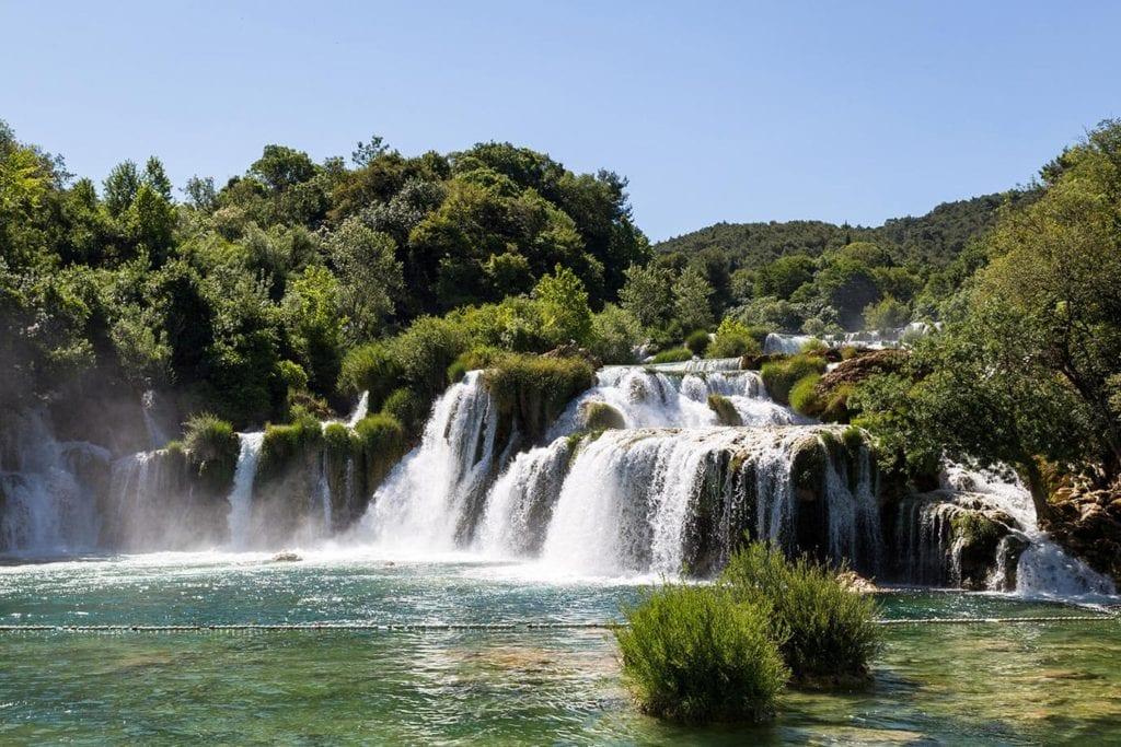Croatia Vs. Montenegro