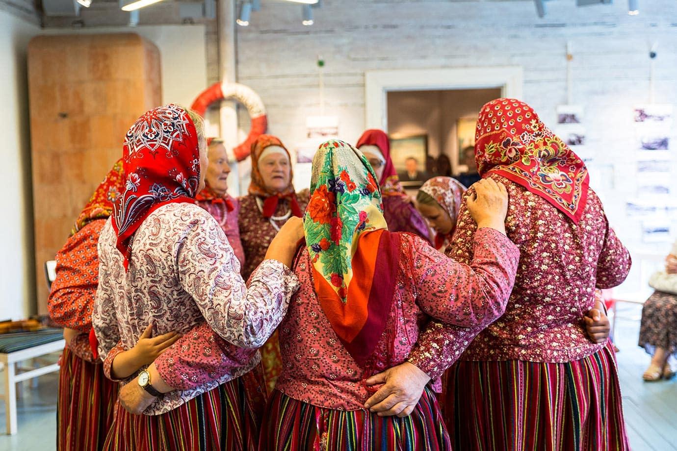 Traditional Estonian dress