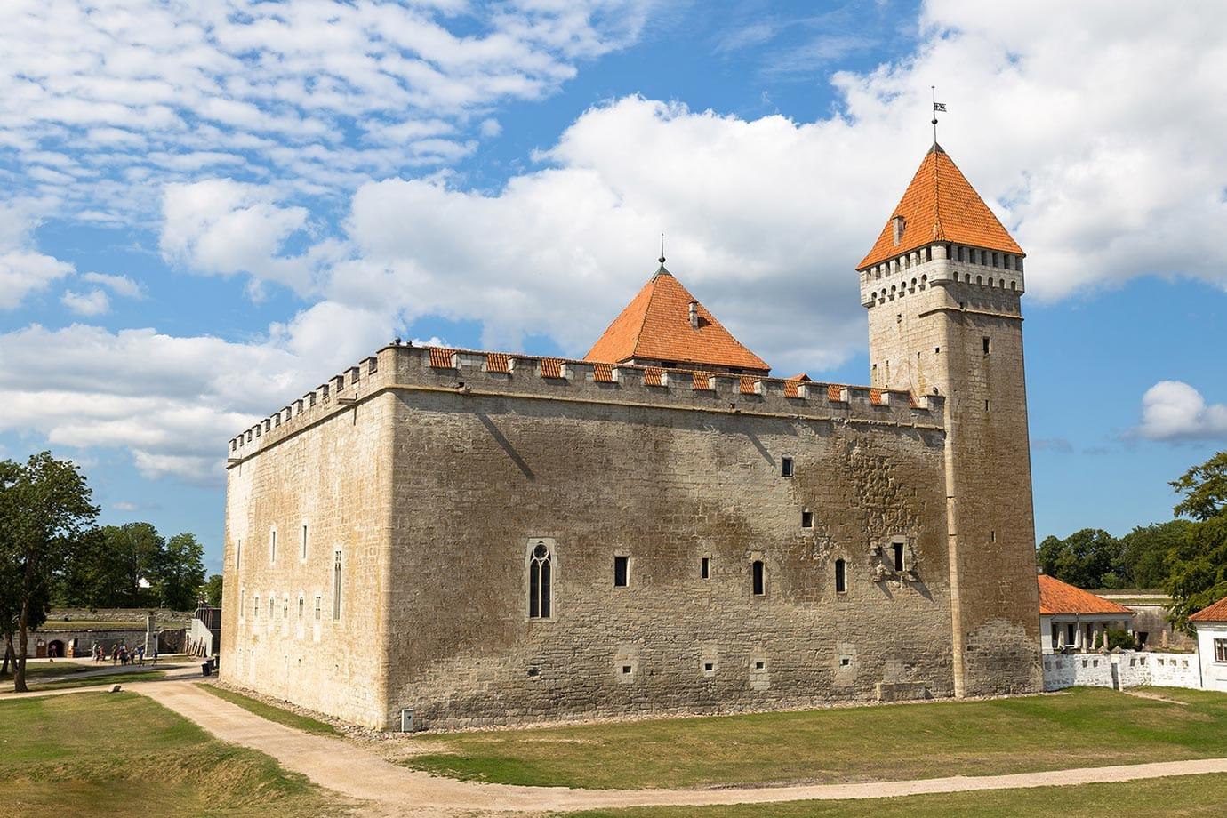 Castles in Estonia