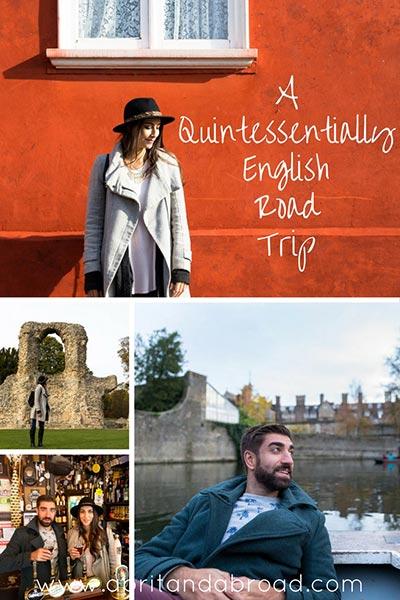 A Quintessentially English Road Trip
