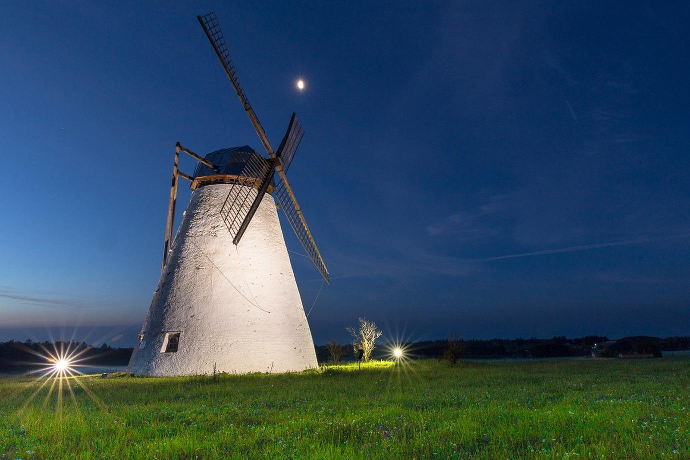 Countryside of Estonia