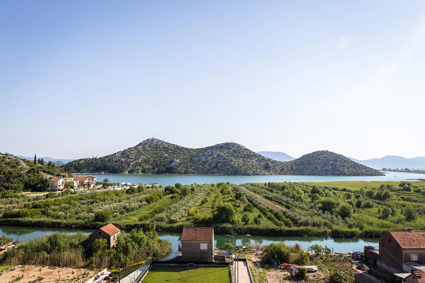 View of Croatia