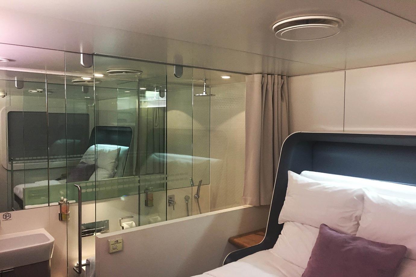 yotel london gatwick premium cabin