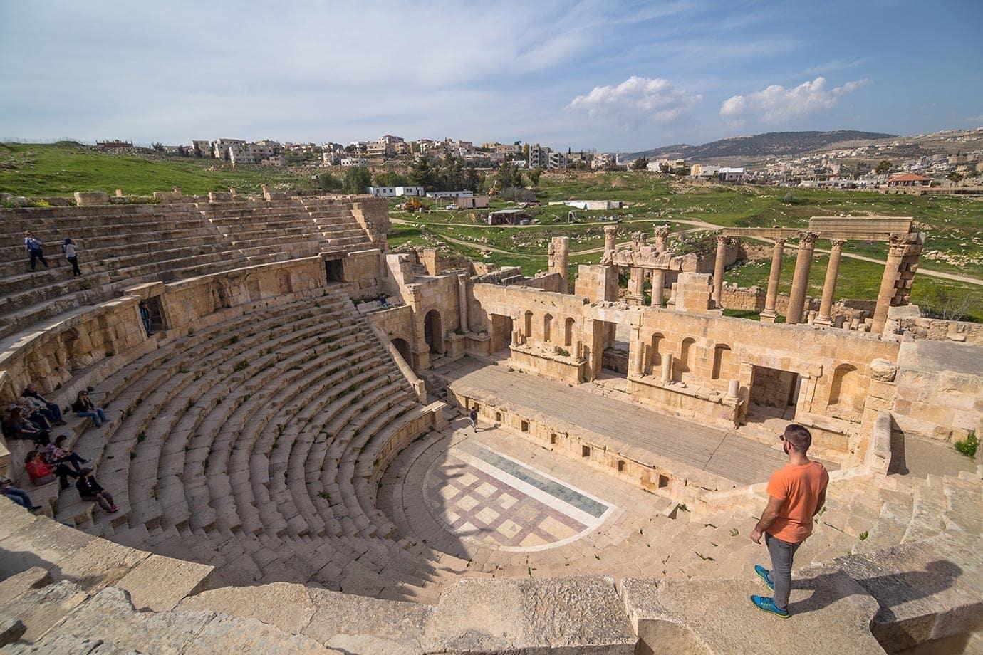A tour of Jerash, Jordan