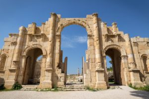 South Gate, Jerash, Jordan