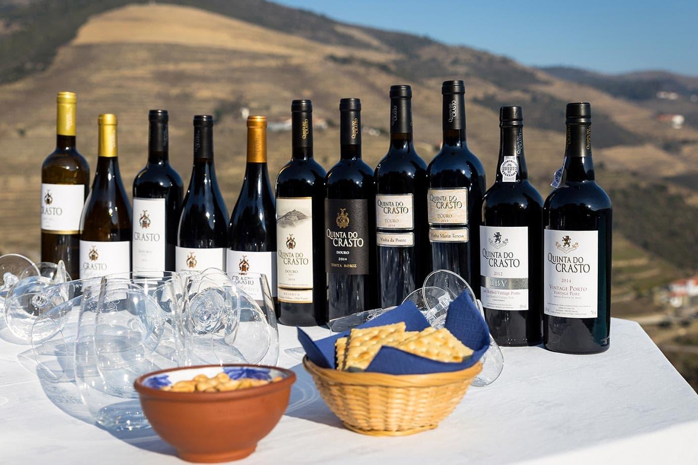 best wineries in douro valley