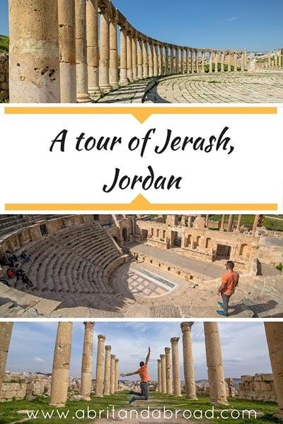Jerash Tour