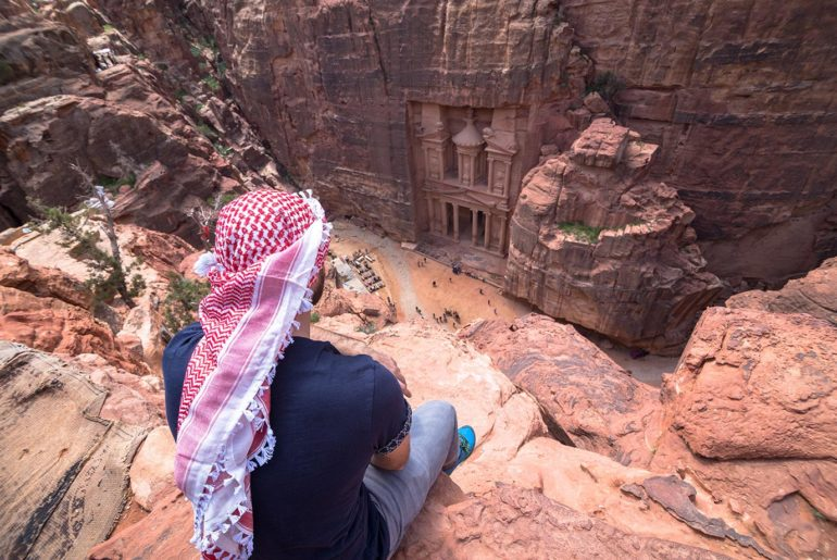 A Tour of Petra, Jordan
