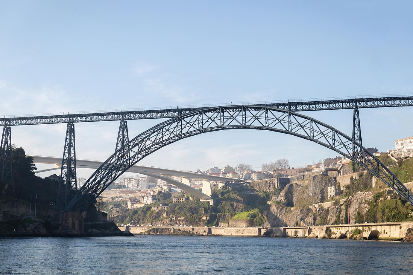 Maria Pia Bridge, Porto