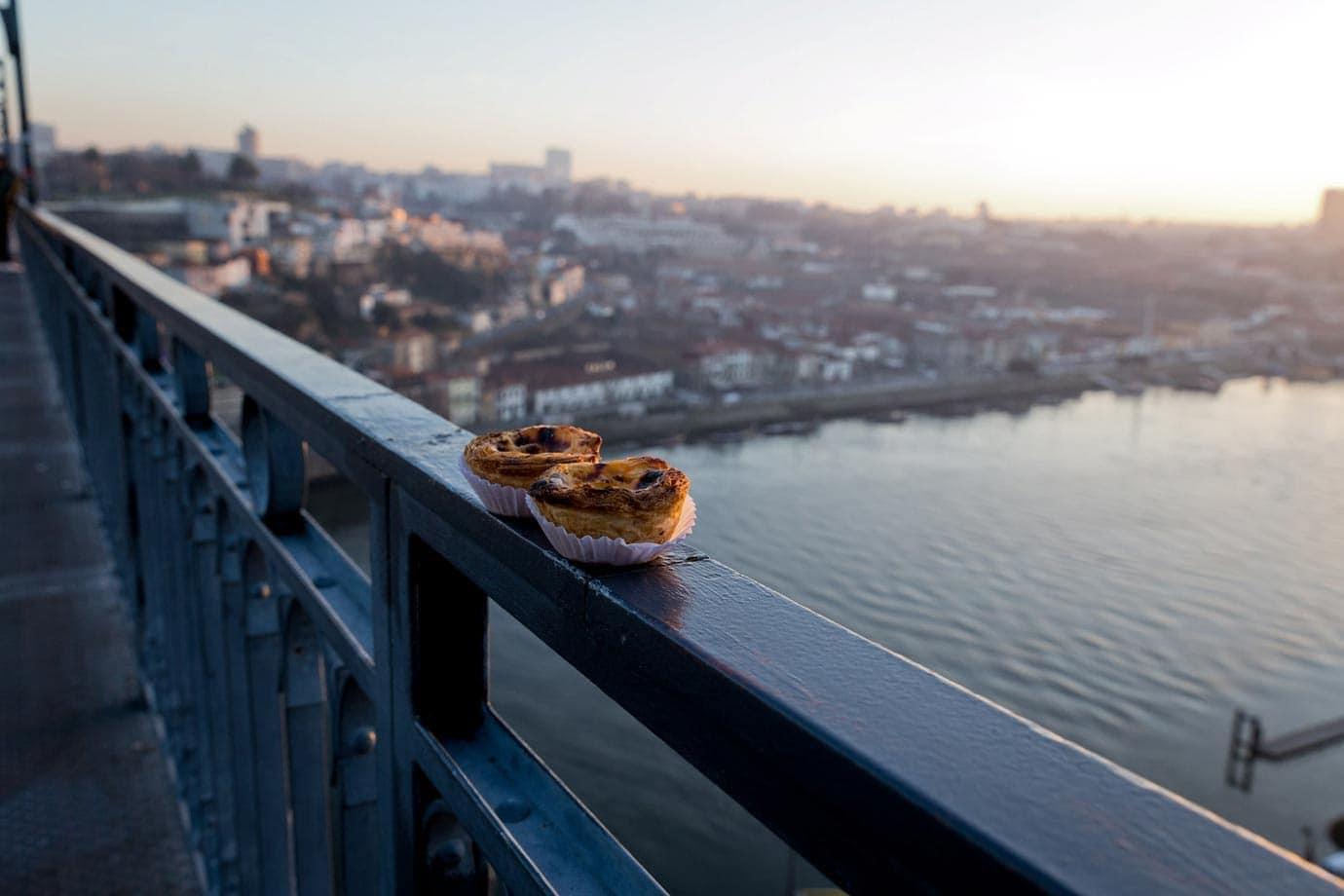 nata tarts porto portugal