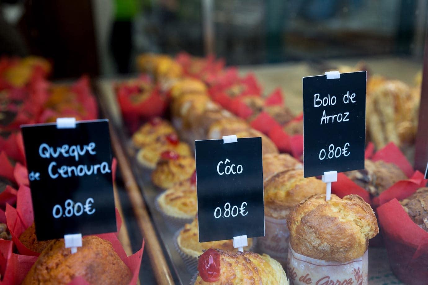 Porto nata tarts confeitaria do bolhao