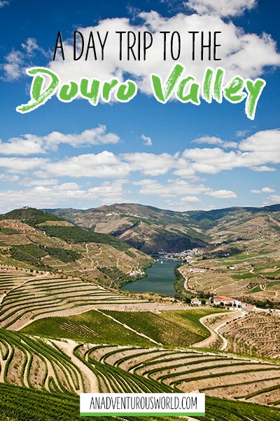 day trip to the douro valley