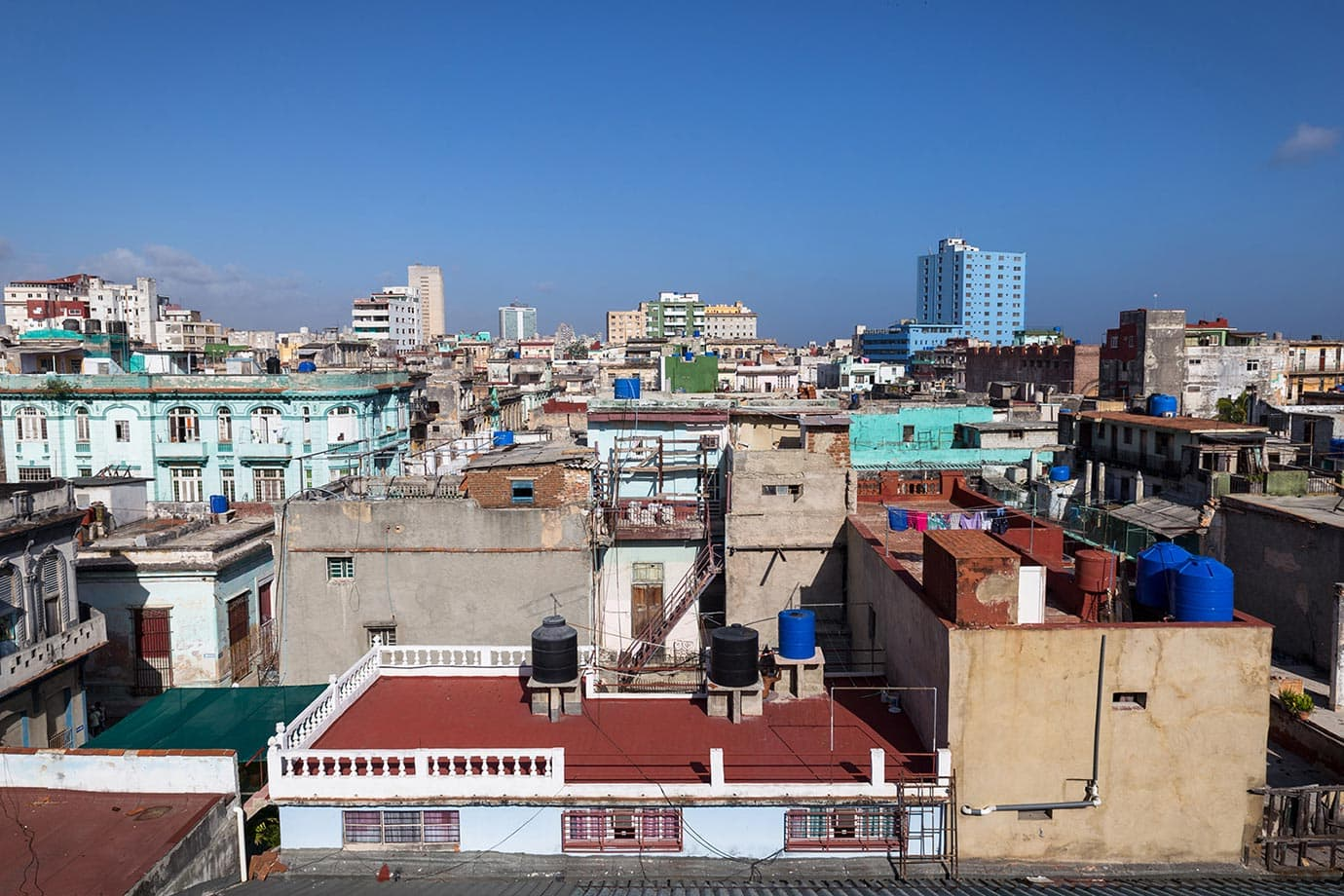 Casa particular, Havana