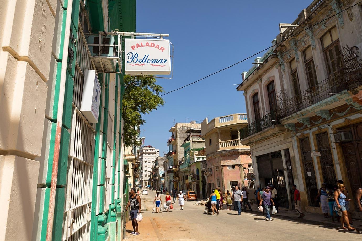Casa paladares, Havana