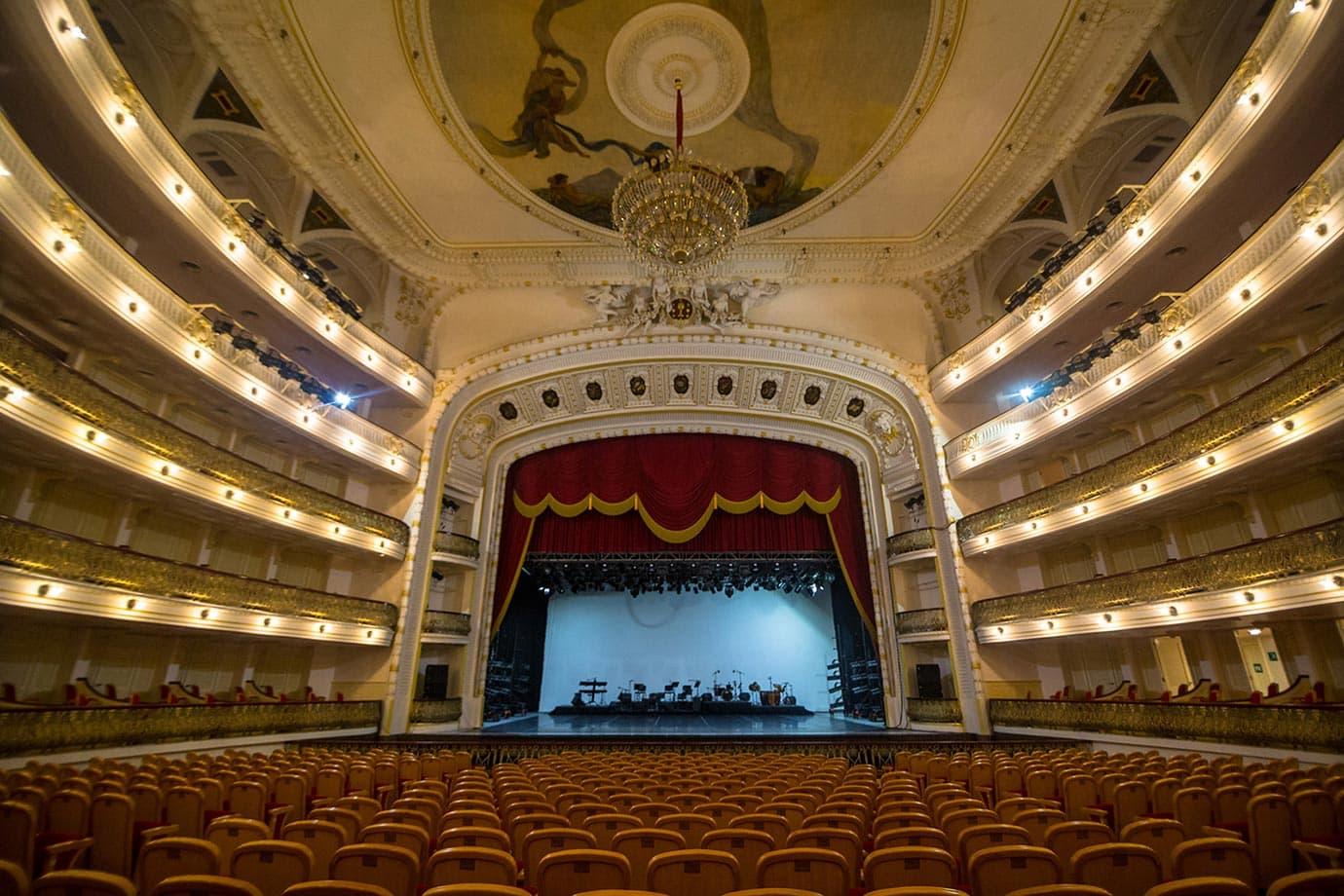 Teatro Nacional de Cuba, Havana