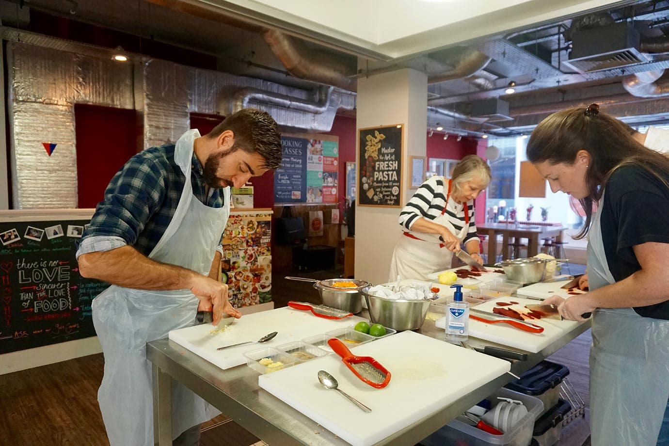 Skills L'atelier des Chefs