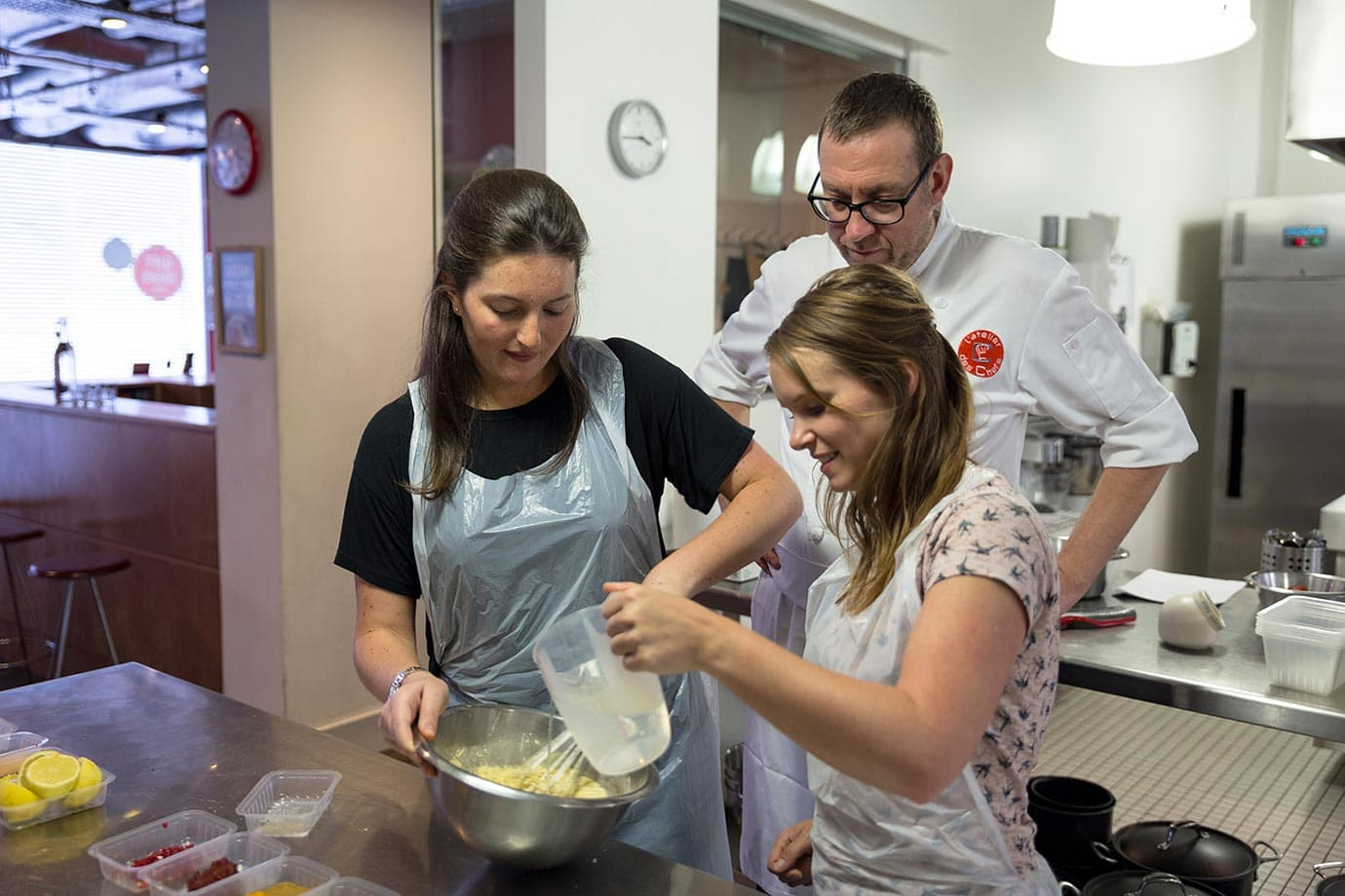 Curry cooking course L'atelier des Chefs