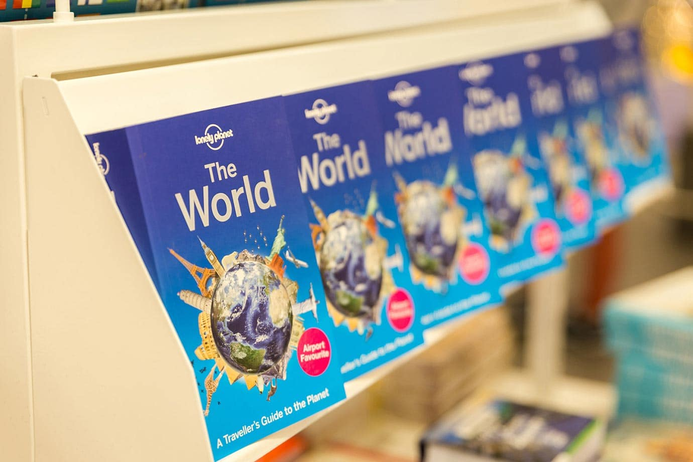 Lonely Planet World book