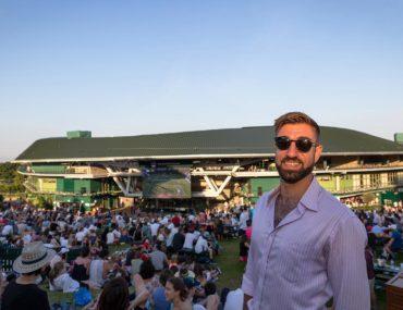 A Fun Day Out at Wimbledon